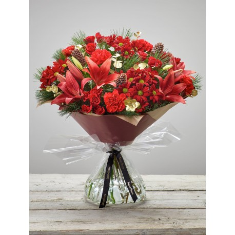 Extra Large Christmas Cracker Hand-tied