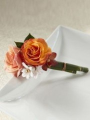 Sunset Dream Boutonniere